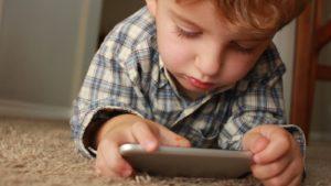 انسجام كامل لطفل في الألعاب - أنترنت